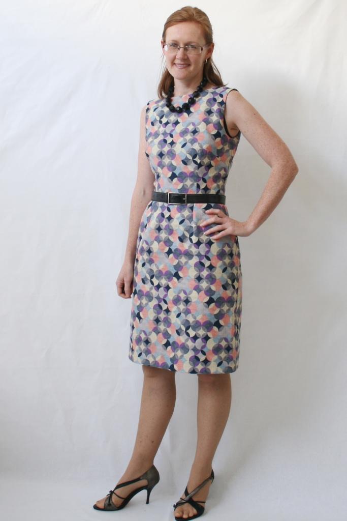 Kristy\'s TNT Dress - New Look 6968 - Sew Tessuti Blog