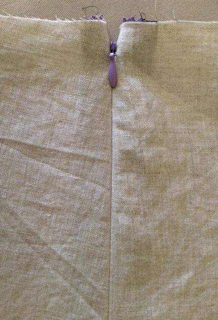 Side Invisible Zipper Tutorial - Sew Tessuti Blog