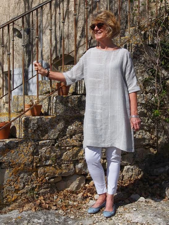 Our NEW Pattern - The Ola Tunic Top! - Sew Tessuti Blog