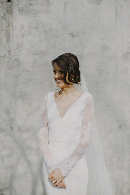 Kathleen's wedding dress