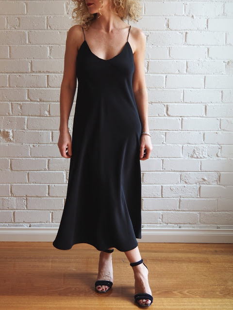 NEW :: Our Sadie Slip Dress Pattern