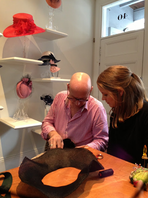 Neil Grigg's Hat Making Masterclass