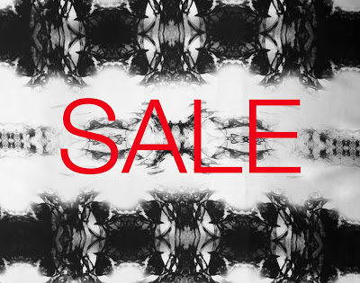 SALE NOW ON!