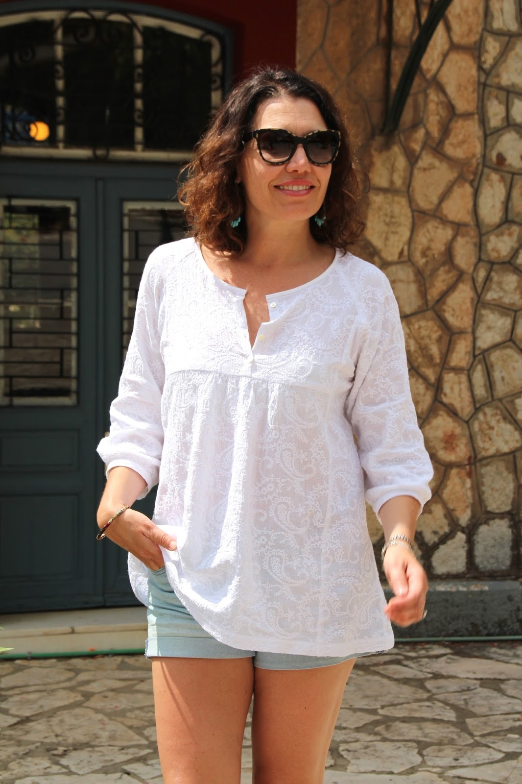 Our NEW pattern - The Colette Tunic Top - Sew Tessuti Blog