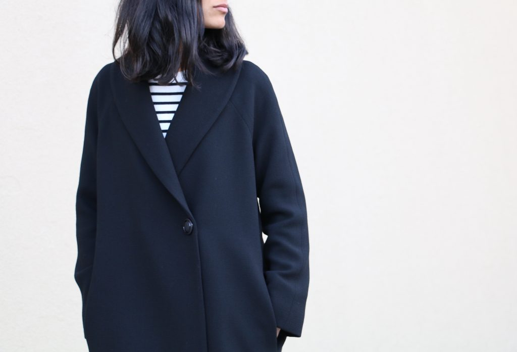 NEW THE OSLO COAT PATTERN Sew Tessuti Blog Custom Coat Pattern