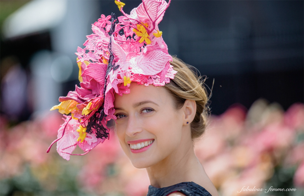 Fashions on the Field 2015 – Angela & Emily