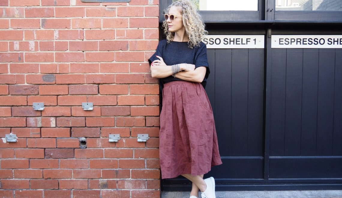 The Brumby Skirt