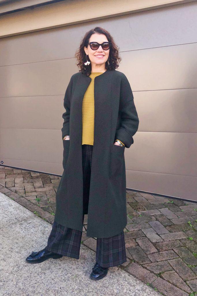 Florence Coat Sew Tessuti Blog, Ladies Winter Coat Sewing Pattern