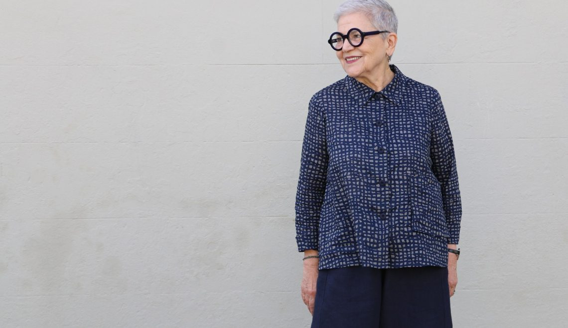 Introducing the Ines Shirt Pattern