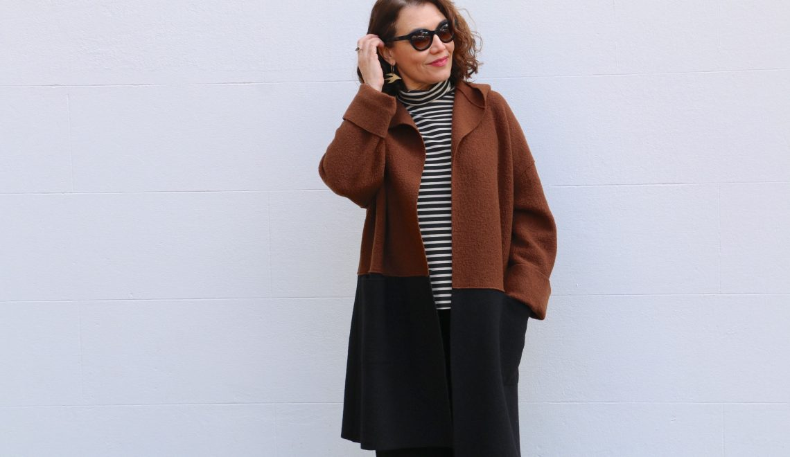 INTRODUCING THE LONDON COAT PATTERN